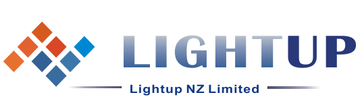 Website Designed for LightUp LED